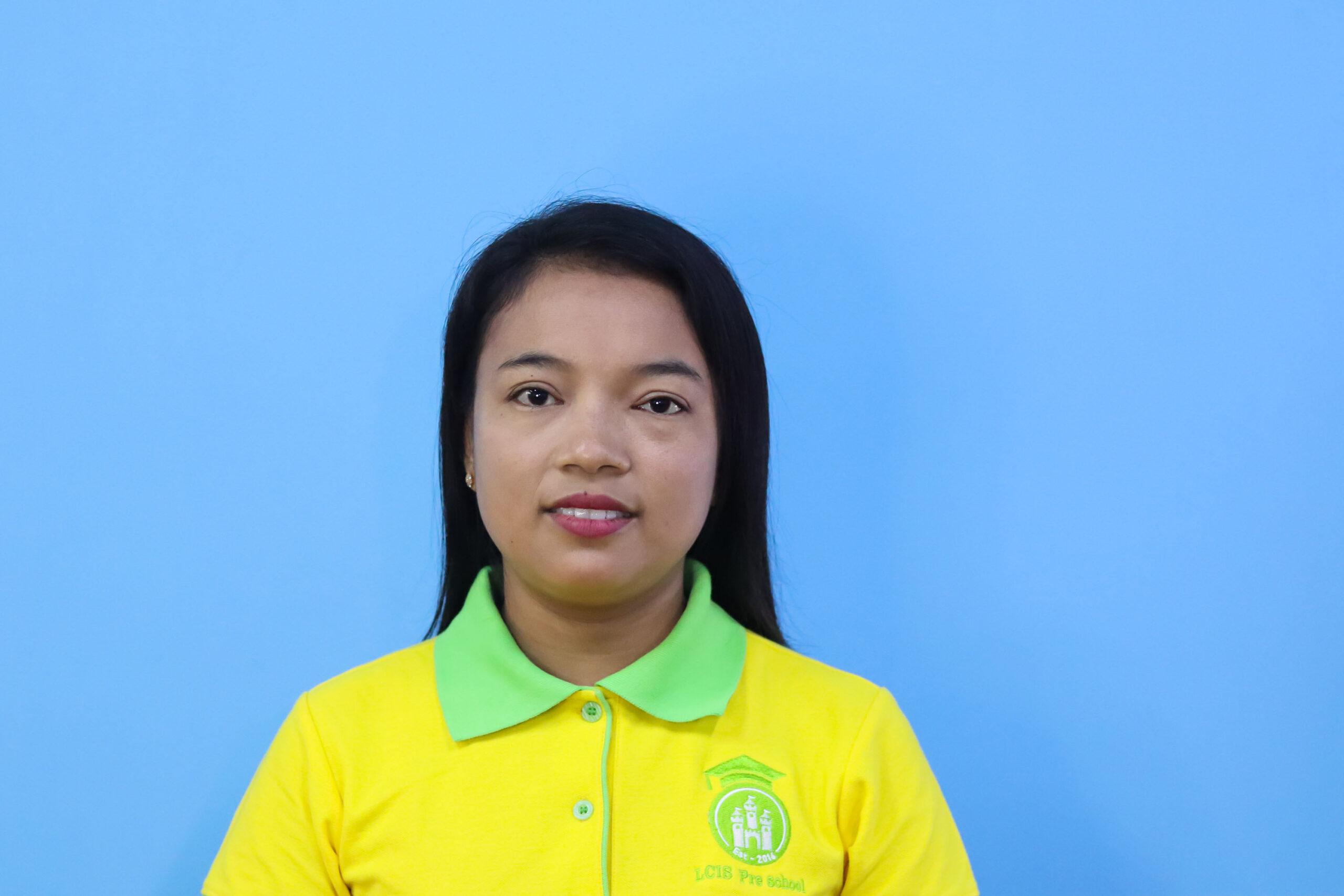 Mrs. Aye Thidar Hlaing @ Teacher Athar Class Teacher