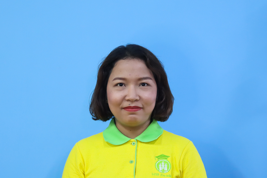 Mrs. Hnin Ye Theint @ Teacher Ester Class Teacher