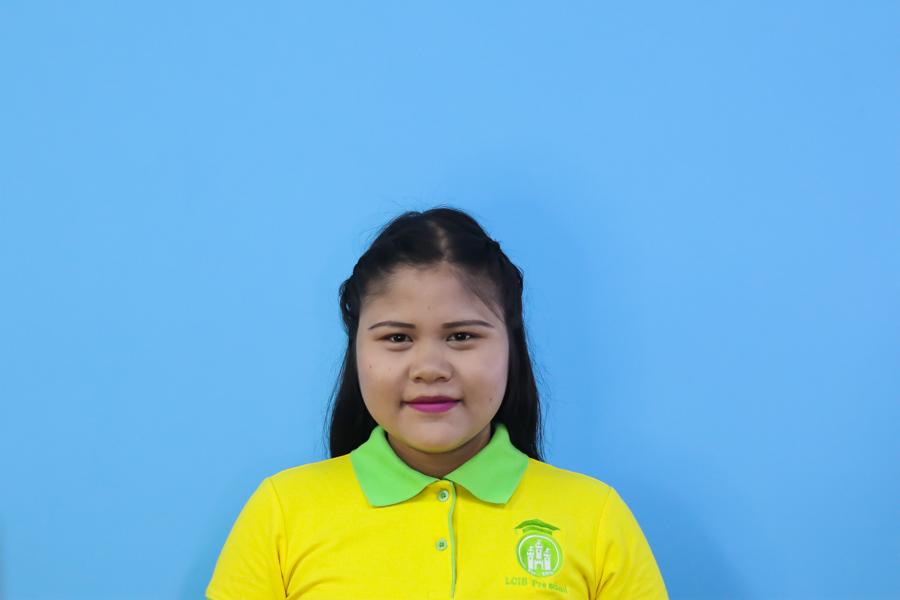 Mrs. Ingyin Tin Ohn @ Teacher Ingyin Class Teacher