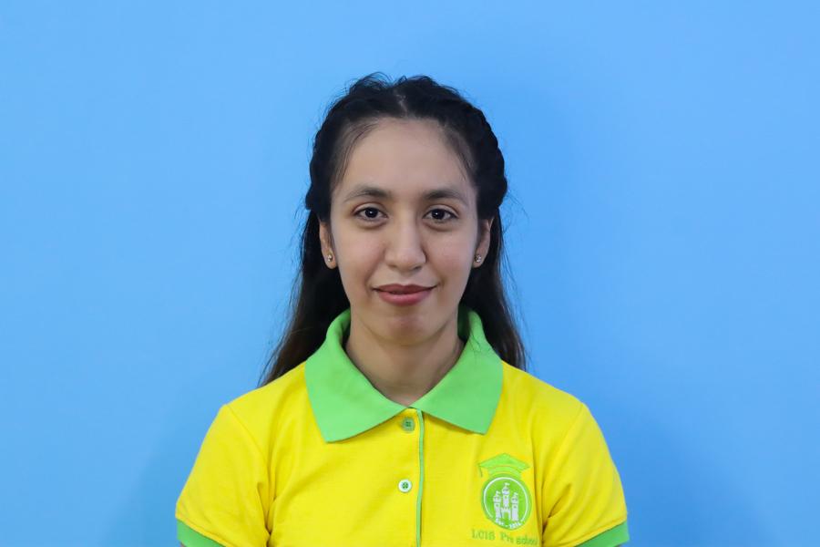 Mrs. Izzly Htun @ Teacher Nafisah Class Teacher