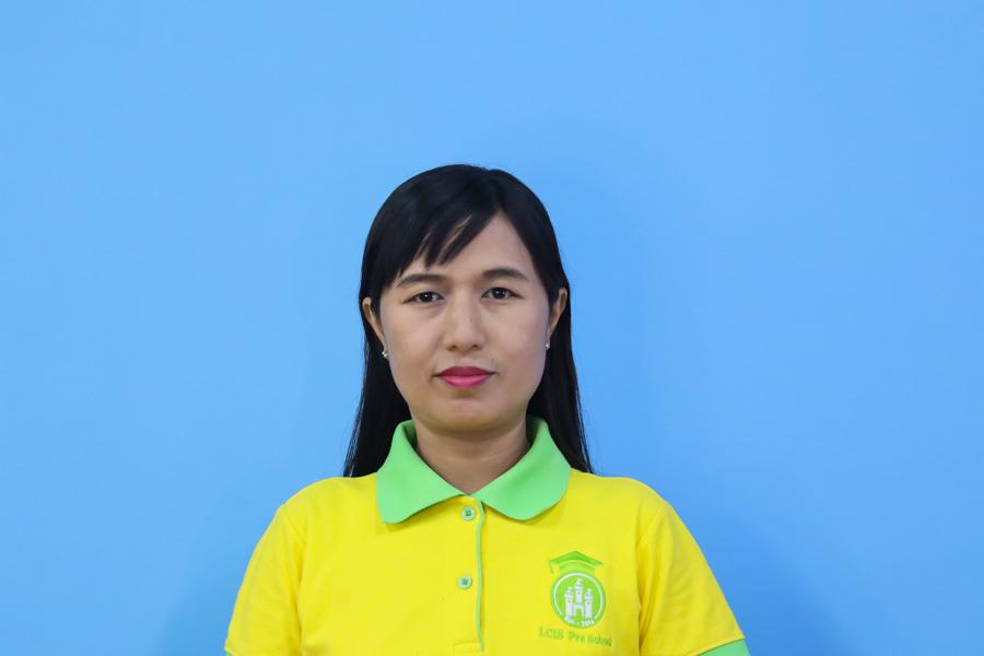 Mrs. Nang Kyain Kham @ Teacher Kelly Class Teacher