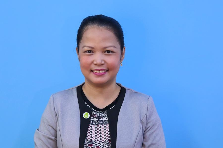 Mrs. Sharon Pingco @ Teacher Sharon LCIS Principal