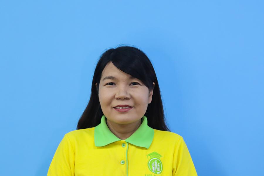 Mrs. Tin Nwe Aye Kyaw @ Teacher Nwe Class Teacher