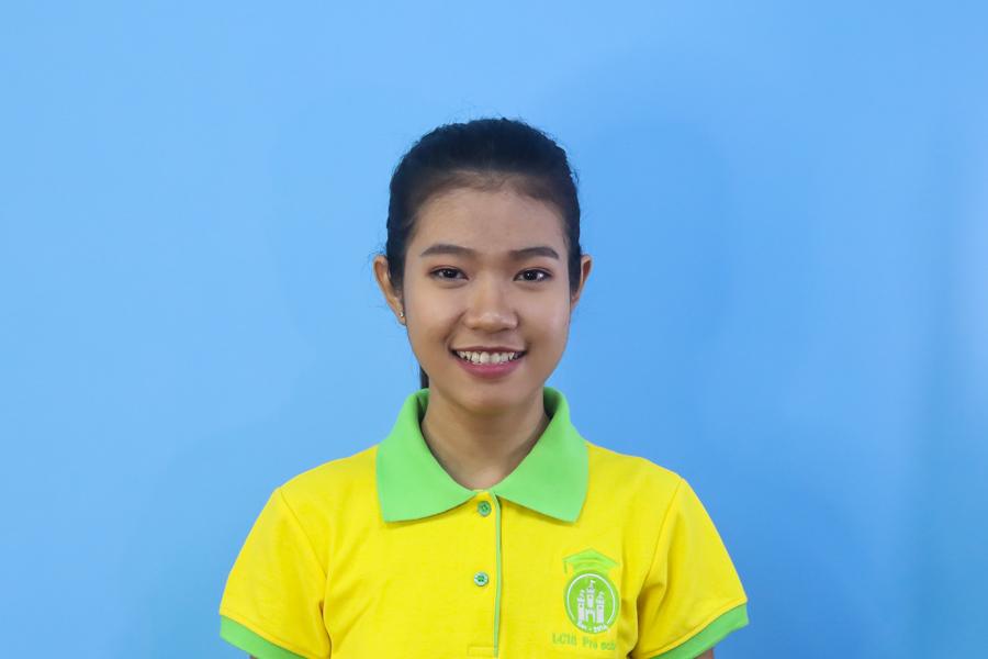 Ms. Aye Theingi Maw @ Teacher Theingi Class Teacher