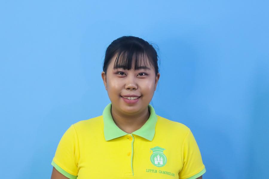 Ms. Htun Ei Chaw @ Teacher Ei Class Teacher