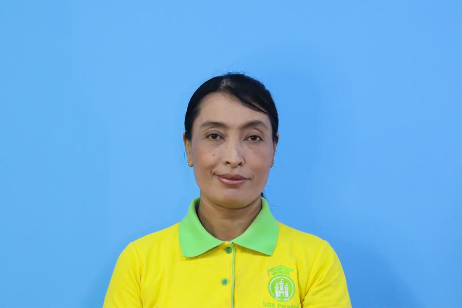 Ms. Nyunt Nyunt Aye @ Teacher Nyunt Myanmar Teacher