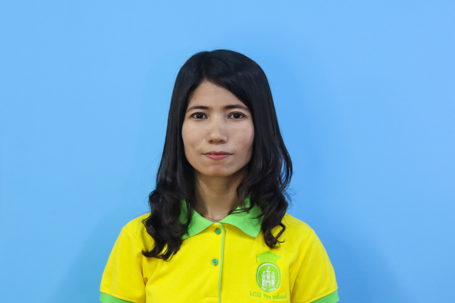 Ms. Sander Oo @ Teacher Sandar Class Teacher