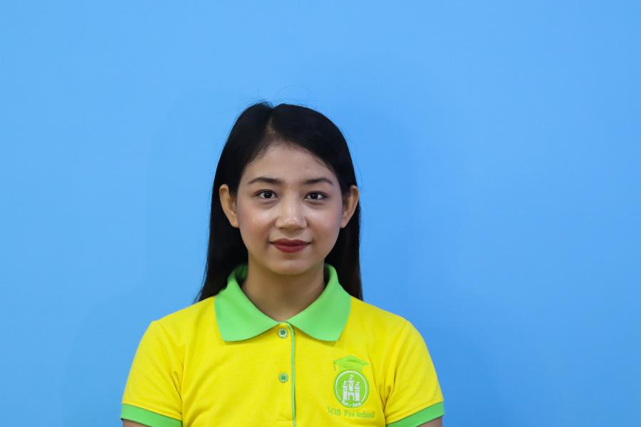 Ms. Thinzar Khaing @ Teacher Thinzar Class Teacher