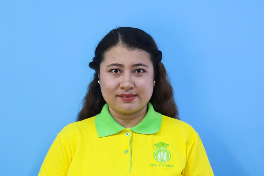 Ms. Zin Thu Thu Aung @ Teacher Thu Thu Class Teacher